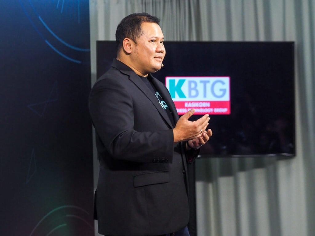 คุณเรืองโรจน์ พูนผล ผู้เริ่มโครงการ TechJam 2019