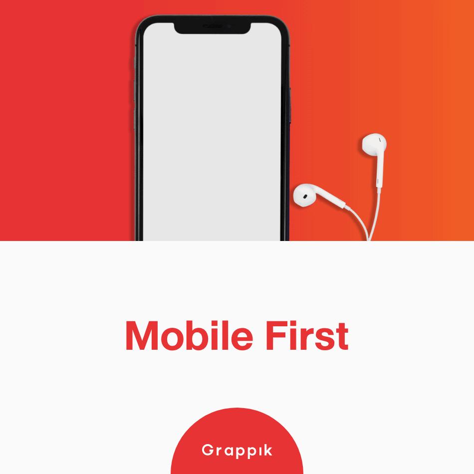 เทรนด์ออกแบบเว็บไซต์ 2019 มือถือมาเป็นอันดับแรก
