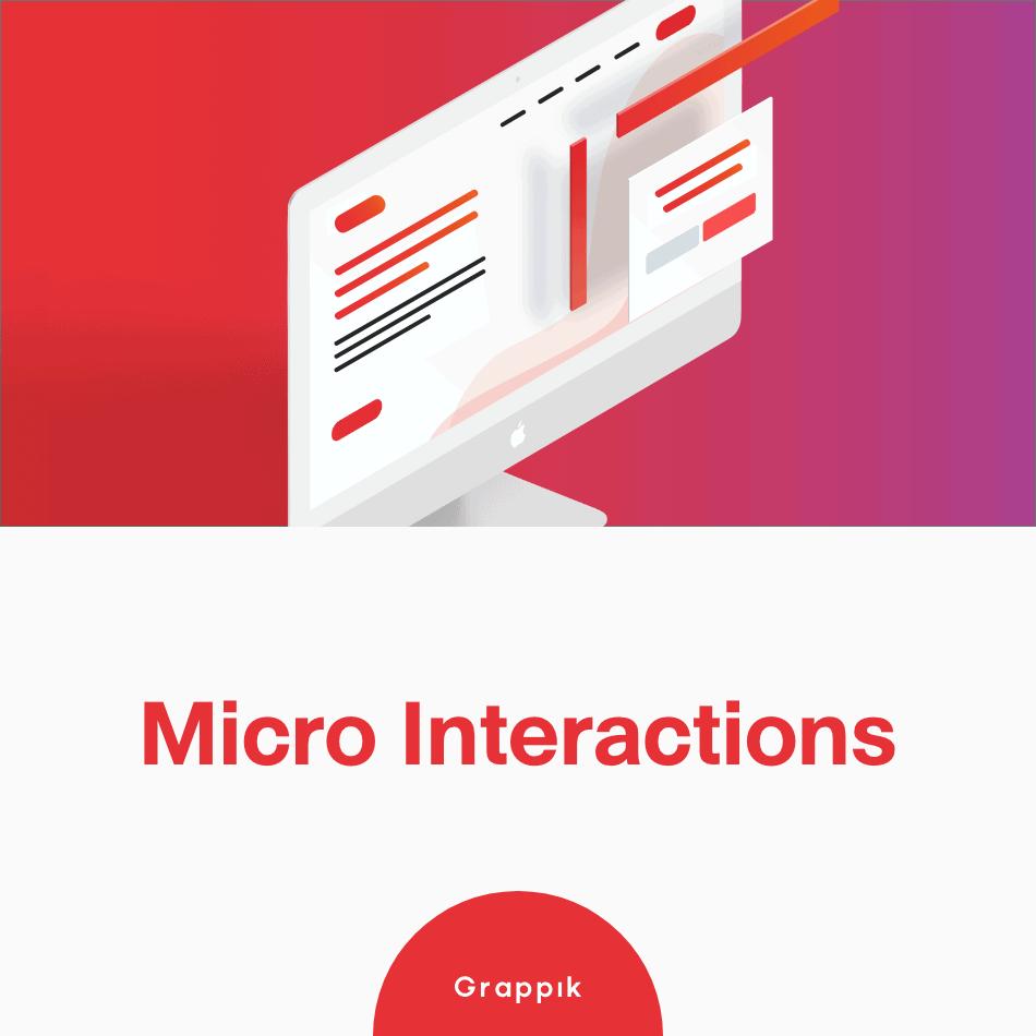 เทรนด์ออกแบบเว็บไซต์ 2019 เพิ่มความน่าสนใจด้วย Animation เล็กๆน้อยๆบนเว๋บไซต์