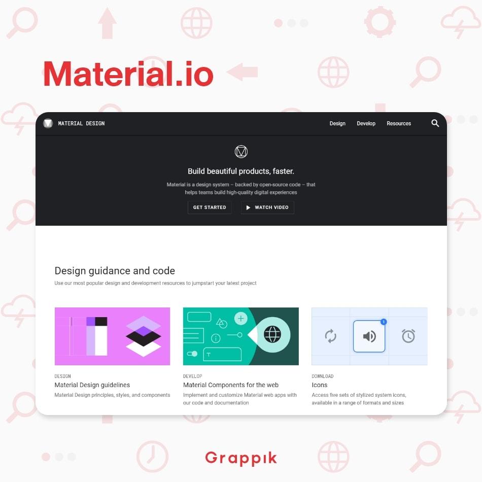 ออกแบบ Design System จากตัวอย่าง Material Design