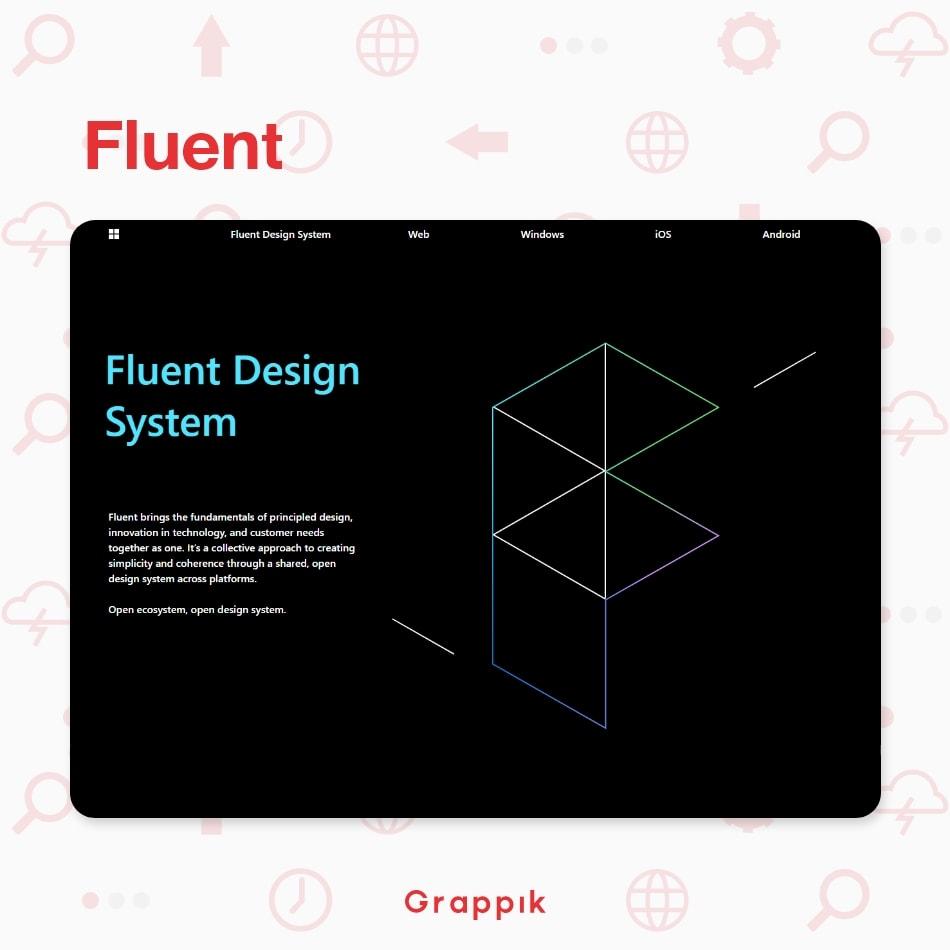 ออกแบบ Design System จากตัวอย่าง Fluent Design System
