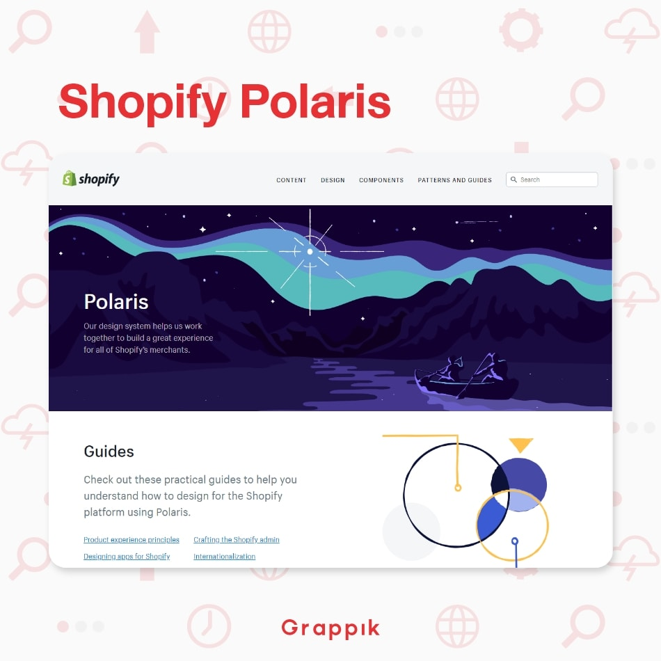 ออกแบบ Design System จากตัวอย่าง Shopify Polaris
