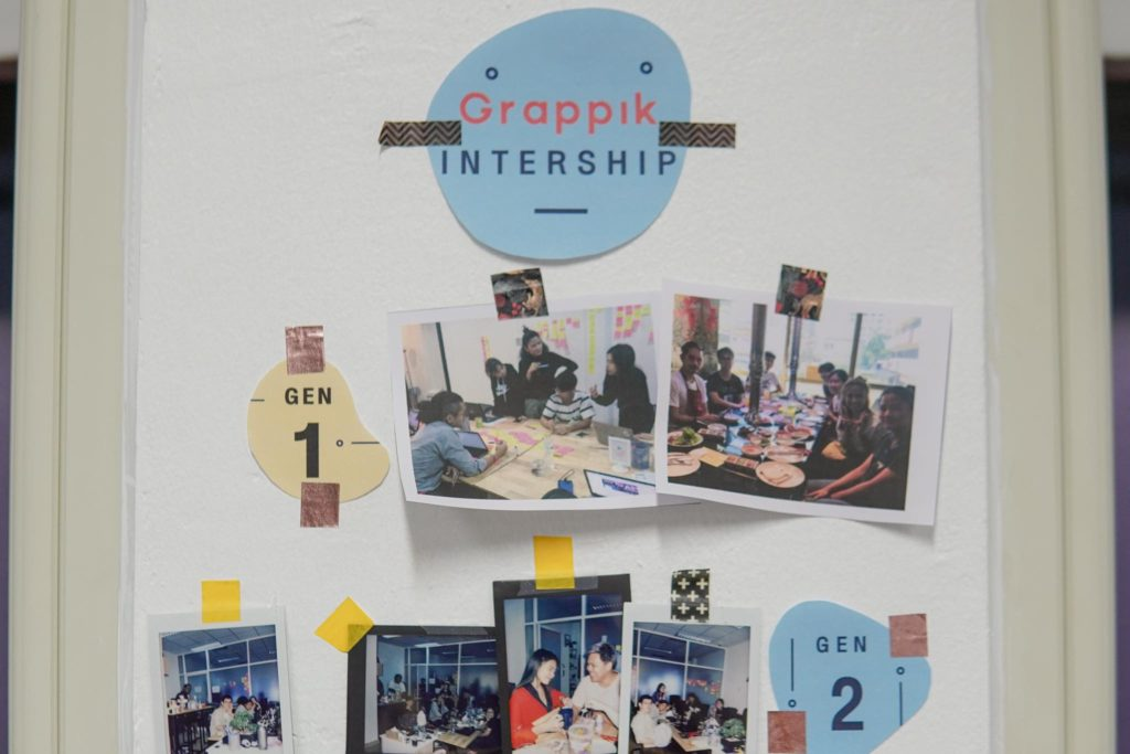 Grappik Internship 2020